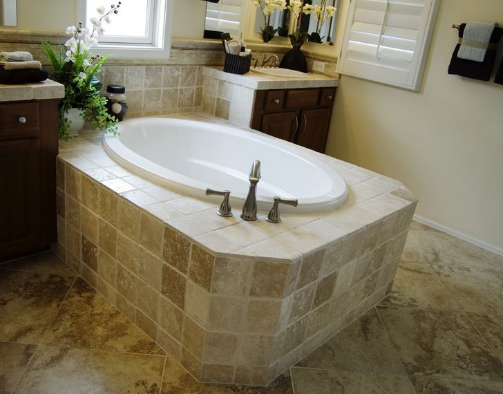 Stone Tile Flooring in Kalamazoo, MI