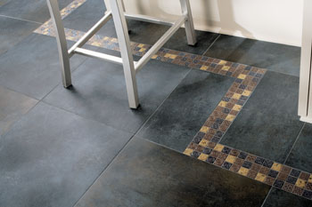 Ceramic Tile Flooring in Kalamazoo, MI.